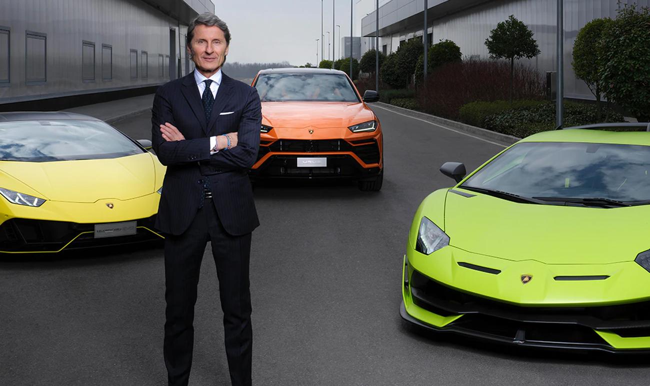 Bentley & Lamborghini (Get together)