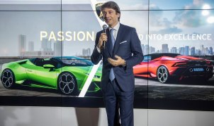 Inauguración Lamborghini Barcelona